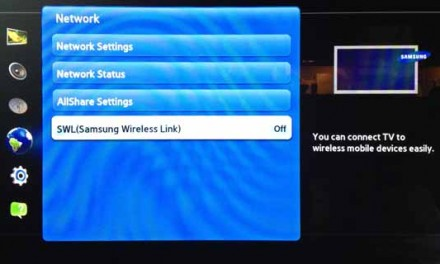 Samsung Wireless Link security hole
