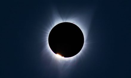 The Eclipse from Helen GA